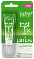 Fast Fix for a Pimple, 0.7 oz. Alba Botanica