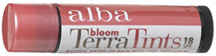 TerraTints SPF 18 Bloom, .15 oz. Alba Botanica