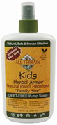 Kids Herbal Armor Natural Insect Repellent 8 oz. All Terrain Company