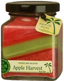 Cube Jar Apple Harvest 6 oz. Aloha Bay