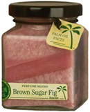 Cube Jar Brown Sugar Fig 6 oz. Aloha Bay