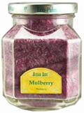 Deco Jar Candle Mulberry 8.5 oz. Aloha Bay
