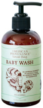 Natural Baby Wash 8 oz. American Provenance