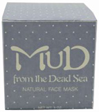 MUD from the Dead Sea Natural Face Mask 3 oz. Ancient Secrets