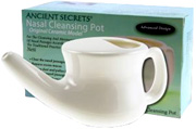 Nasal Cleansing Pot / Original Ceramic