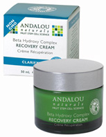 Beta Hydroxy Complex Recovery Cream 1.7 oz. Andalou Naturals