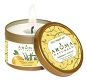 Soy VegePure Travel Tin, 2.5 oz. Ambiance Aroma Naturals