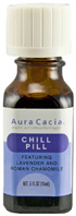 Essential Oil Blend Chill Pill 0.5 oz. Aura Cacia