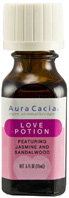 Essential Oil Blend Love Potion 0.5 oz. Aura Cacia