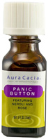 Essential Oil Blend Panic Button 0.5 oz. Aura Cacia