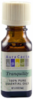 Essential Oil Blend Tranquility 0.5 oz. Aura Cacia