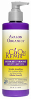 CoQ10 Repair Wrinkle Defense Night Creme 8 oz. Avalon Organics
