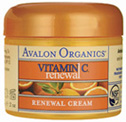 CoQ10 Repair Wrinkle Defense Night Creme 2 oz. Avalon Organics