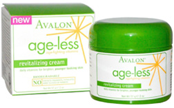 Age-less Revitalizing Cream 2 oz. Avalon Organic Botanicals