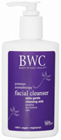 Facial Cleansing Milk 8.5 oz. BWC Beauty Without Cruelty