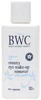 Creamy Eye Make-Up Remover 4 oz. BWC Beauty Without Cruelty