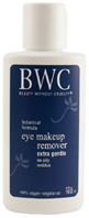 Eye Make-up Remover Extra Gentle, 4 oz. Beauty Without Cruelty