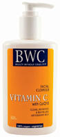 Vitamin C CoQ10 Facial Cleanser