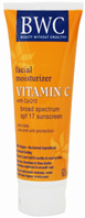 Vitamin C CoQ10 SPF15 Facial Lotion