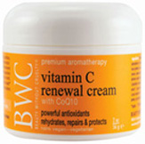 Vitamin C CoQ10 Facial Renewal Cream