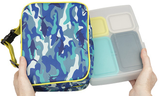 Complete Lunch Box Set Camo