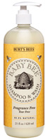 Baby Bee Shampoo & Wash Fragrance-Free 21 oz. Burt's Bees