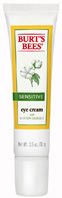 Sensitive Eye Cream 0.5 oz. Burt's Bees