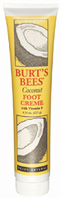 Coconut Foot Creme 4.34 oz. Burts Bees