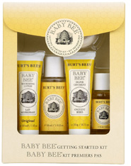 Baby Bee Getting Started Kit 5 pc. Burt's Bees