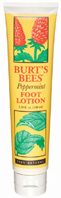 Peppermint Foot Lotion 3.38 oz. Burt's Bees