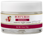 Renewal Firming Night Cream 1.8 oz. Burt's Bees