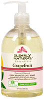 Glycerine Hand Soap Grapefruit 12 oz. Clearly Natural
