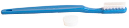 Collis Curve Toothbrush Soft/Clear Cap