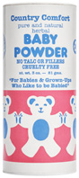 Baby Powder 3 oz. Country Comfort