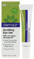 Soothing Eye Gel w/Pycnogenol 0.5 oz. Derma E