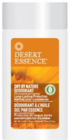 Deodorant Dry By Nature 2.5 oz. Desert Essence