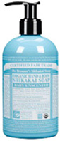 Hand & Body Soap Baby Unscented 24 oz. Dr Bronner