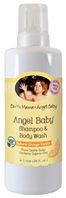 Angel Baby Shampoo & Body Wash Orange & Vanilla 34 oz. Earth Mama Angel Baby
