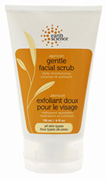 Apricot Gentle Facial Scrub: Earth Science 4.5 oz. Earth Science Naturals