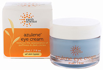 Azulene Eye Treatment 1 oz. Earth Science Naturals