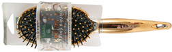 Krome Grooming Brush GOLD Earth Therapeutics