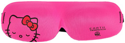 Contoured Sleep Mask Hello Kitty Red Earth Therapeutics
