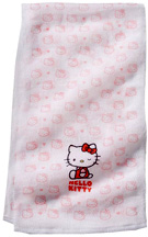 Hello Kitty Exfoliating Towel Earth Therapeutics