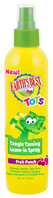 TOTS Tangle Taming Leave–In Spray Fruit Punch 8 oz. Earth's Best Baby Care