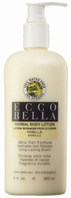 Vanilla Herbal Body Lotion, 8 oz.