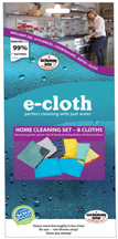 Home Cleaning Set, 8 pc.