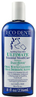 Mouthwash Daily Rinse Sparkling Clean Mint 8 oz. Eco-Dent