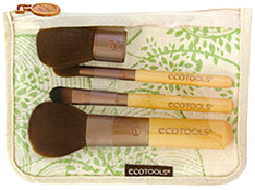 BAMBOO Mineral Brush Set 5 pc. Eco Tools