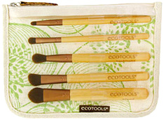 Bamboo Essential Eye Brush Set 6 pc. Eco Tools