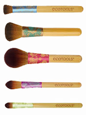 Flawless Face Brush Set 5 pc. Eco Tools